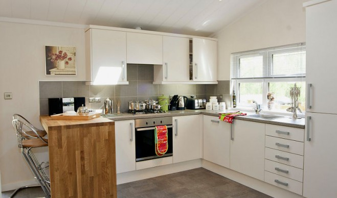 Wessex Contemporary Holiday Lodge For Sale